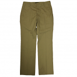 Brixton Fleet Heavy Chino Trousers Khaki