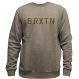 Brixton Murray Sweatshirt Grey