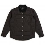 Brixton Cass Jacket Black Black