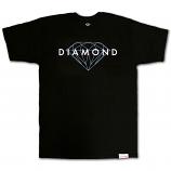 Diamond Supply Co Brilliant T-shirt Black