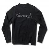 Diamond Supply Co OG Script Trace Sweatshirt Black