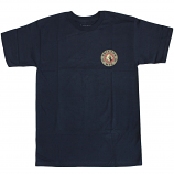 Brixton Ottawa T-Shirt Navy