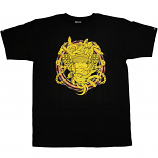 Crooks & Castles Medusa Mountaineer T-Shirt Black