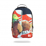 Sprayground Muhammed Ali Stuffed Backpack