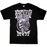 Famous Stars and Straps Sickadelic T-shirt Black