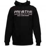 Primitive Apparel Ammo Pullover Hoodie Black