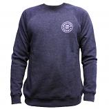 Brixton Oath Sweatshirt Washed Navy