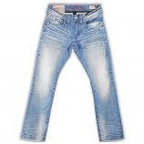 Rivet De Cru Marina Blue Straight Leg Jeans