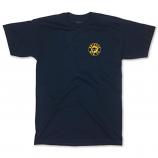 Brixton Prowler T-Shirt Navy