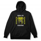 Crooks & Castles Skull Medusa Pullover Hoodie Black