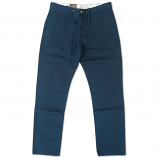 LRG Comorian true tapered chino pant Nautical Blue