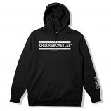 Crooks & Castles Core 3M Pullover Hoodie Black