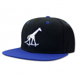 LRG Skate Giraffe Strap Back Cap Black