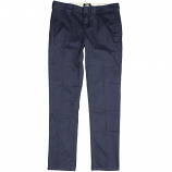 Dickies C182 Slim Fit Chino Trousers Dark Navy