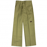 Dickies Double Knee Work Pant Khaki Tan