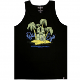 Rebel8 Permanent Vacation Tank Top Black