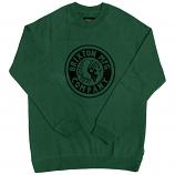 Brixton Rival Sweatshirt Sage