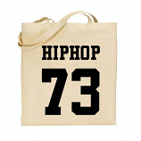 HIPHOP73 Tote Bag Natural