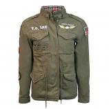 Top Gun M45 Canvas Jacket Olive