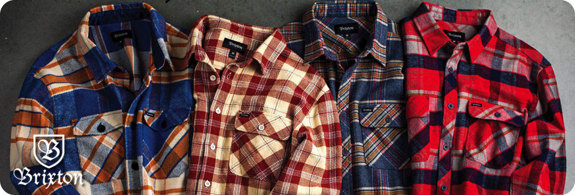Brixton Fall Shirts