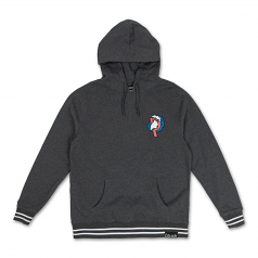 Pink Dolphin Pastimes Hoodie Stone